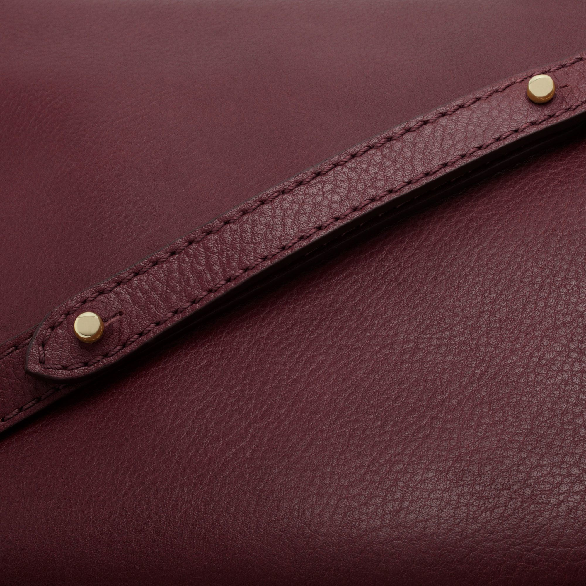 d47facb27cb6 ... best mulberry tessie leather crossbody bag lyst mulberry tessie satchel  bag in brown 9ef85 64334