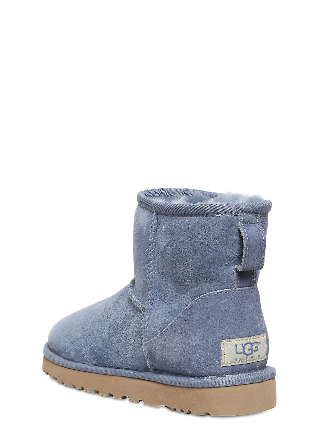 dolphin blue uggs polyvore