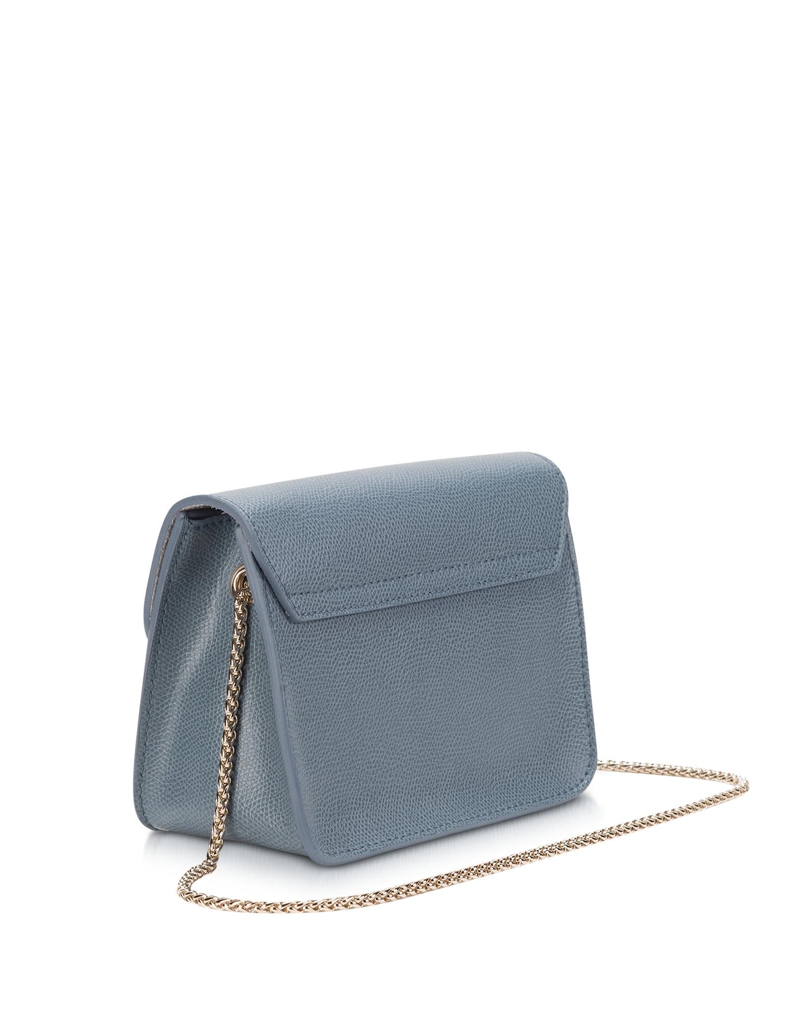 Lyst Furla Metropolis Dolomia Leather Mini Crossbody Bag
