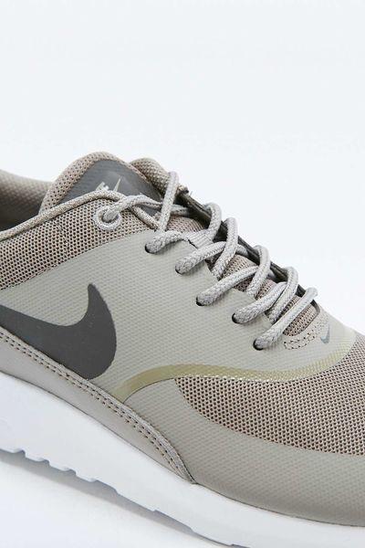 Nike Thea Shoes Beige