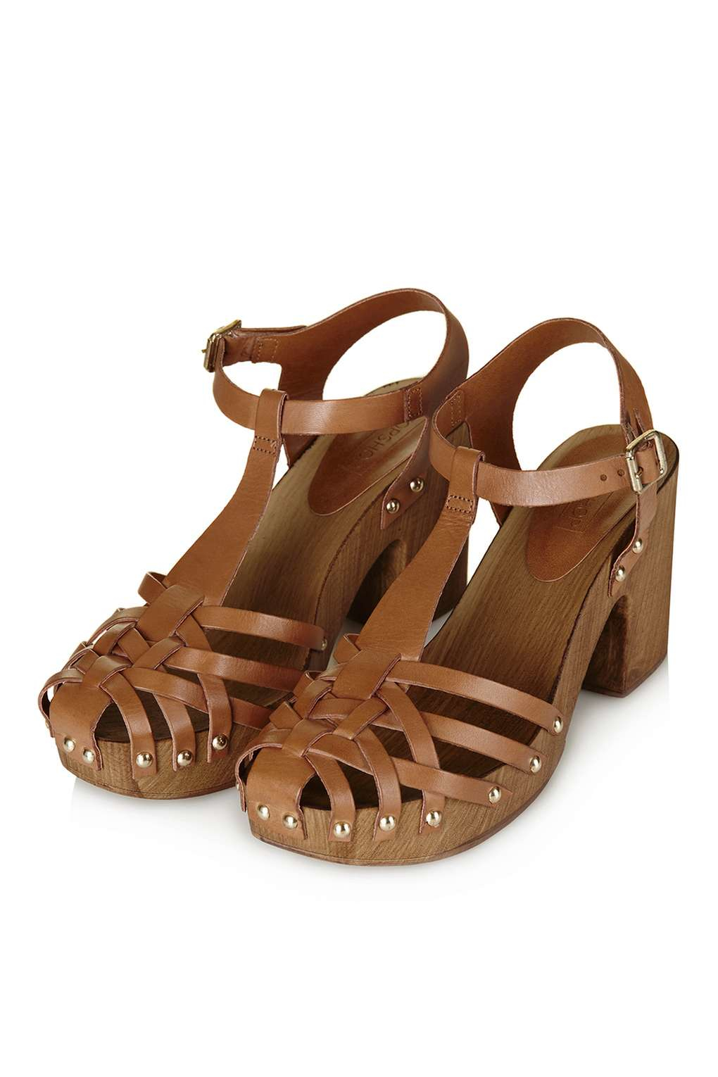 Venice Shoes Leather Brown