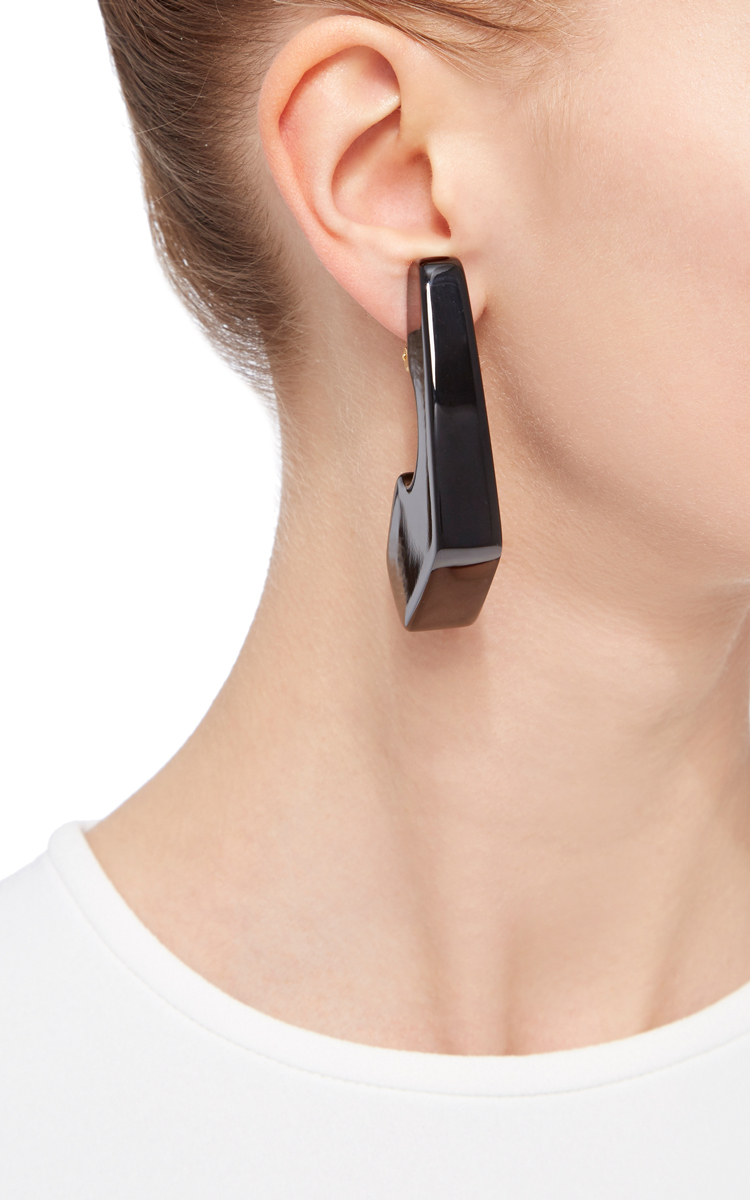 Resin Long Earrings Marni BvN5v