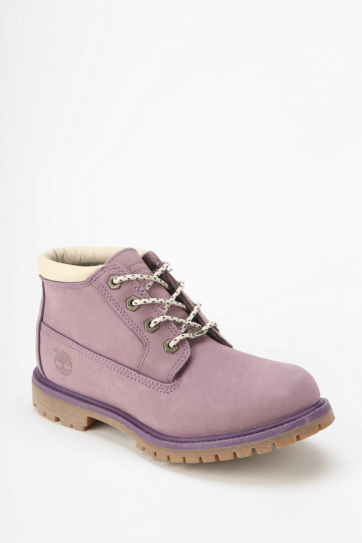 Cool Purple Timberland Womens BootsFashion Winter Timberland Women Shoes