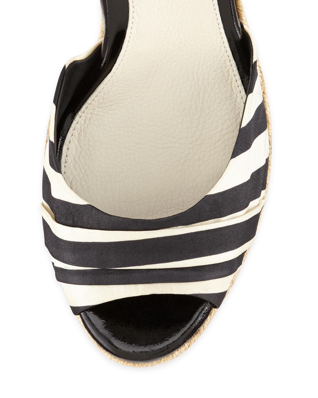 5856052b6492 Ugg Australia Lucianna Striped Black