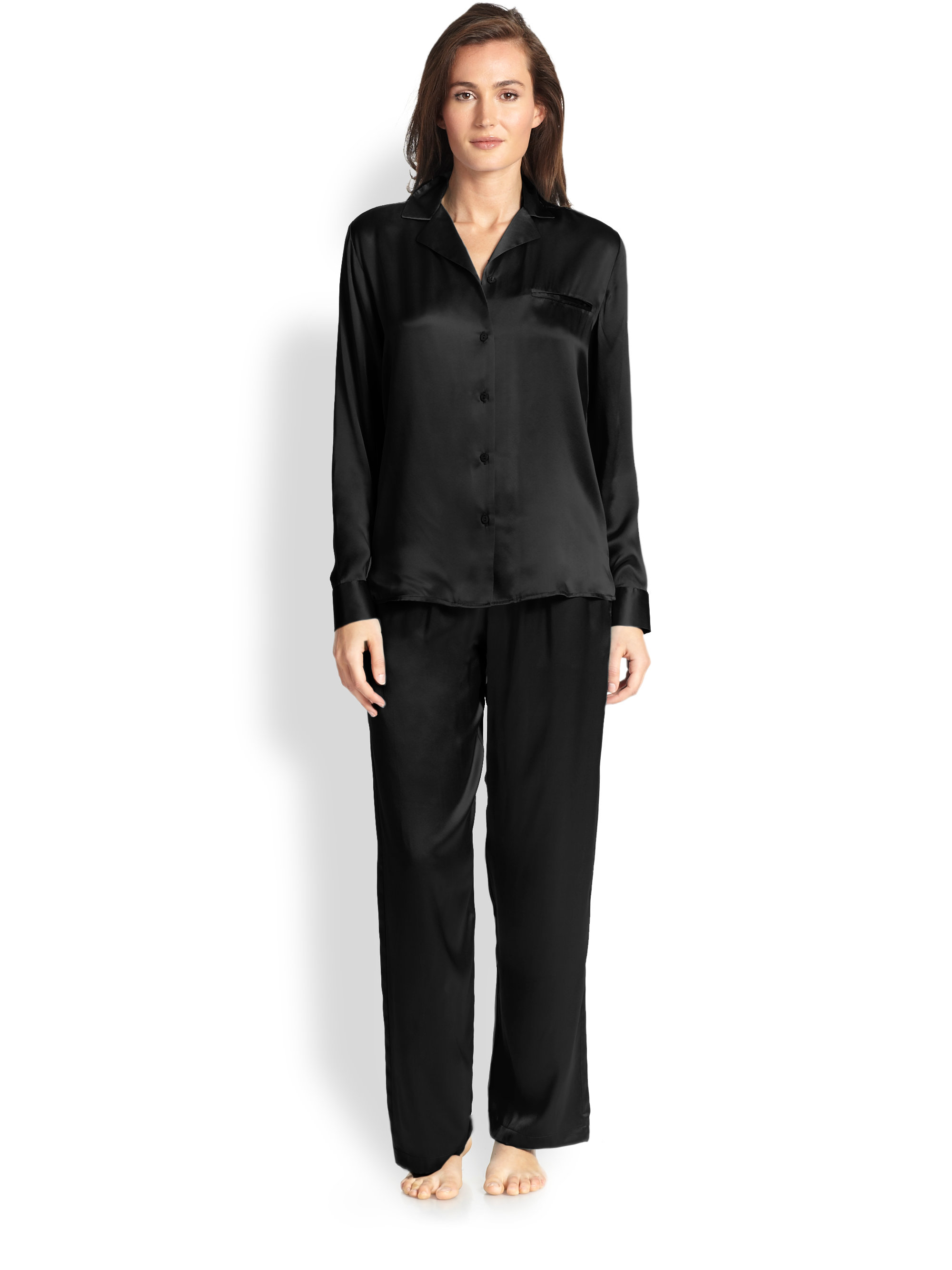 Staying in bed? That's the perfect time to wear your loudest, proudest Black Pajamas. Our extensive collection of Black Pajamas in a wide variety of styles allow you to wear your passion around the house.