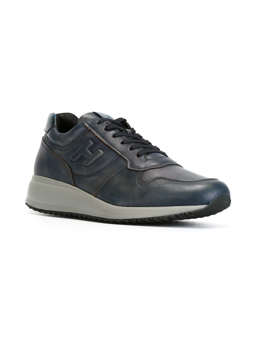 Blue Interactive N20 sneakers Hogan dFBJKY