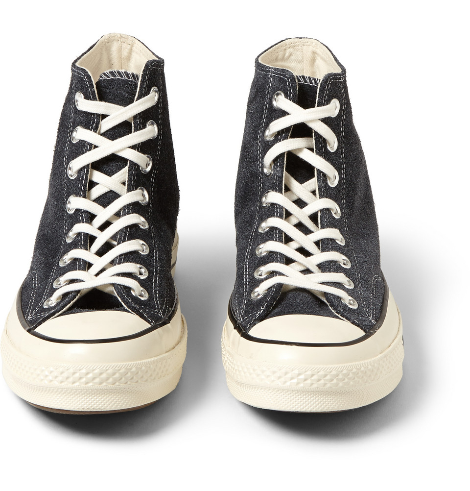Converse 1970s Chuck Taylor Suede High Top Sneakers In