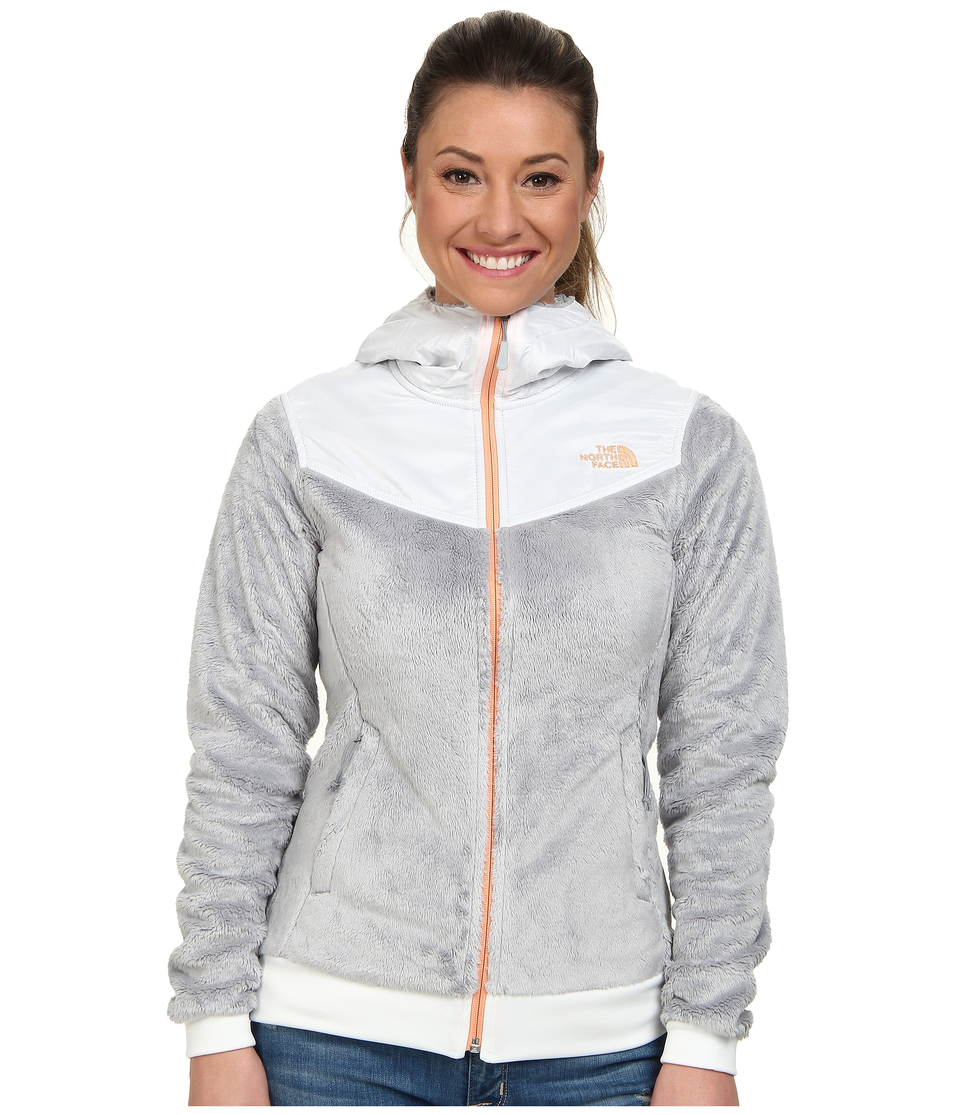 e08bc36f9540 Lyst - The North Face Oso Hoodie in Gray