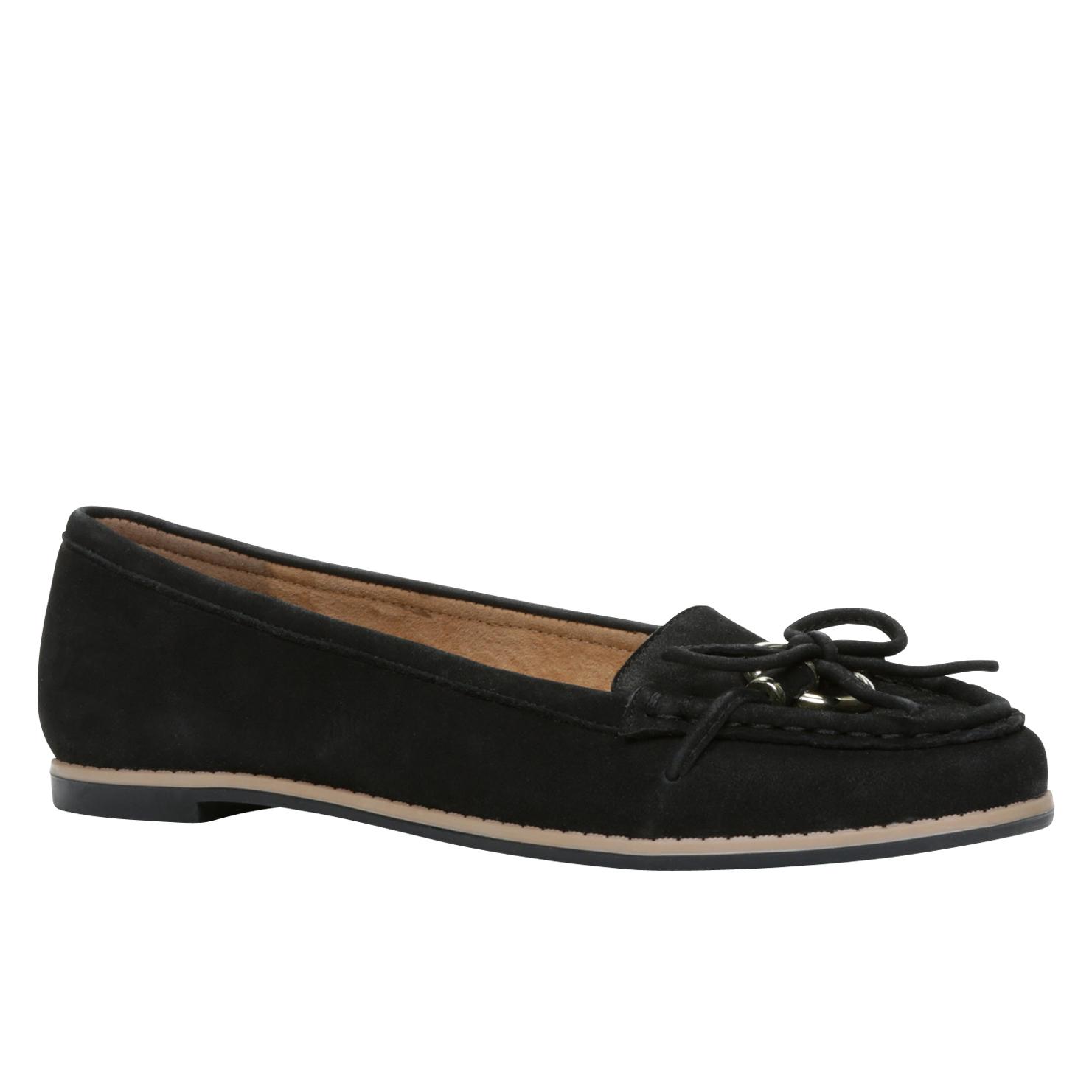 Womens Shoes ALDO Unalevia Black Nubuck