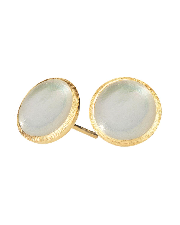 Marco Bicego Jaipur Mother-of-Pearl Stud Earrings 6WSSe28Mk
