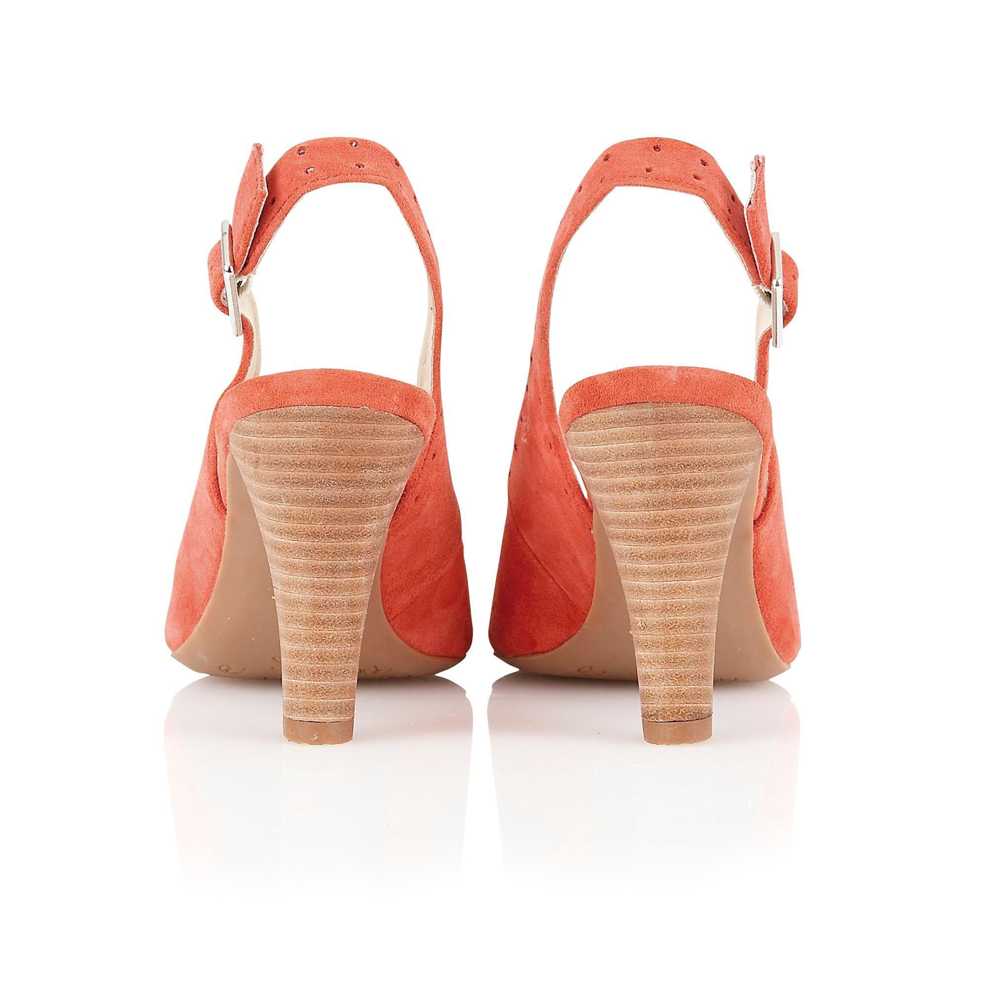 Faith Peep Toe Shoes