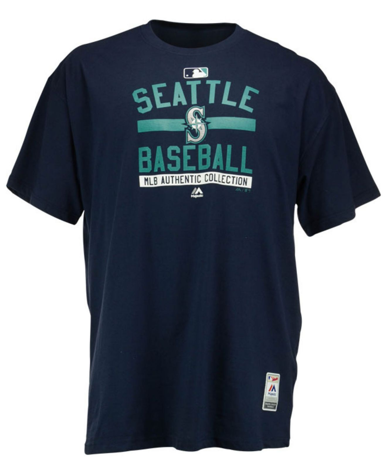 Lyst Majestic Men 39 S Big And Tall Seattle Mariners