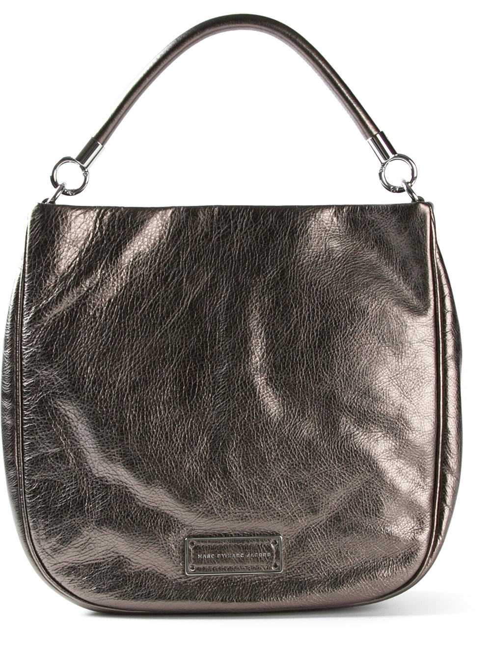 4e709b6ffc30 Lyst - Marc By Marc Jacobs Washed Up Billy Hobo Bag in Gray