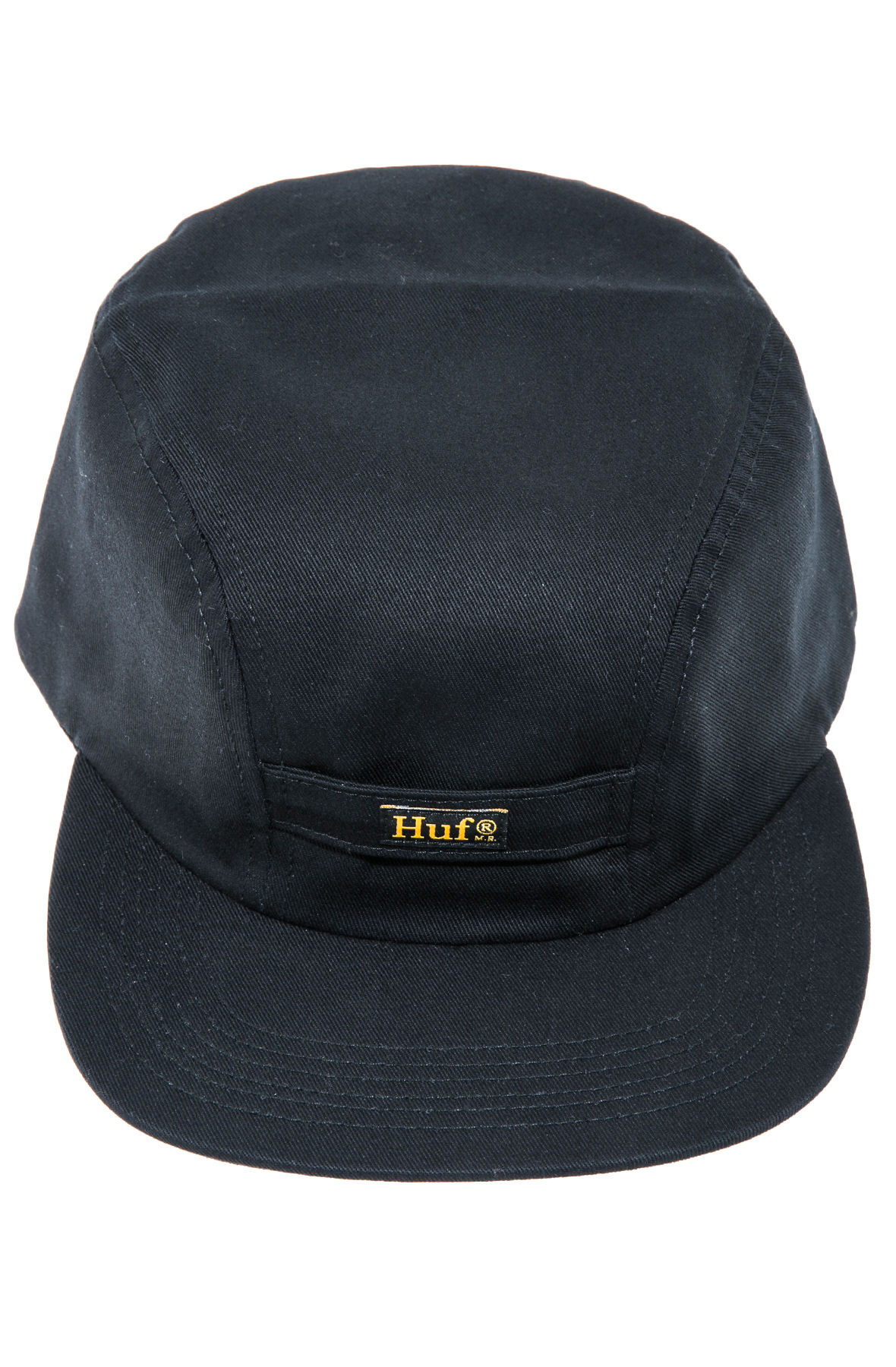 259b662d ... france lyst huf the craftsman 5 panel cap in black for men 56691 f2fa7