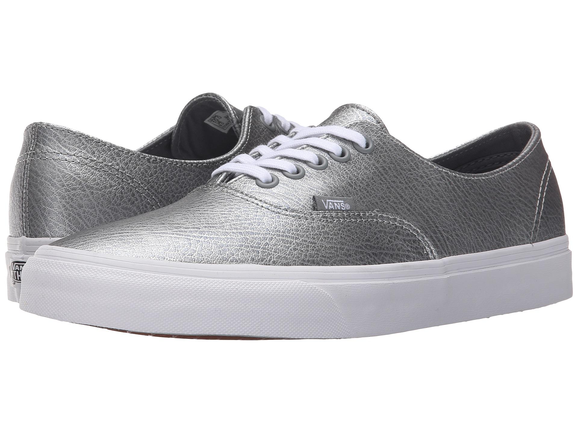 06898aaad19f Lyst - Vans Scotchgard® Authentic Decon in Gray