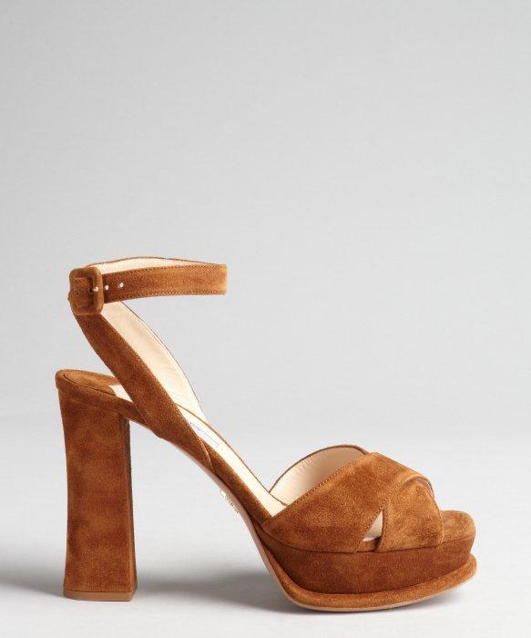 Prada Chunky heeled open sandals Nw4sxFKW3V