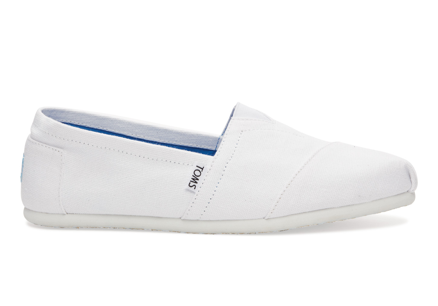 7624627f4ad Lyst - TOMS Optical White Canvas Men S Classics in White for Men