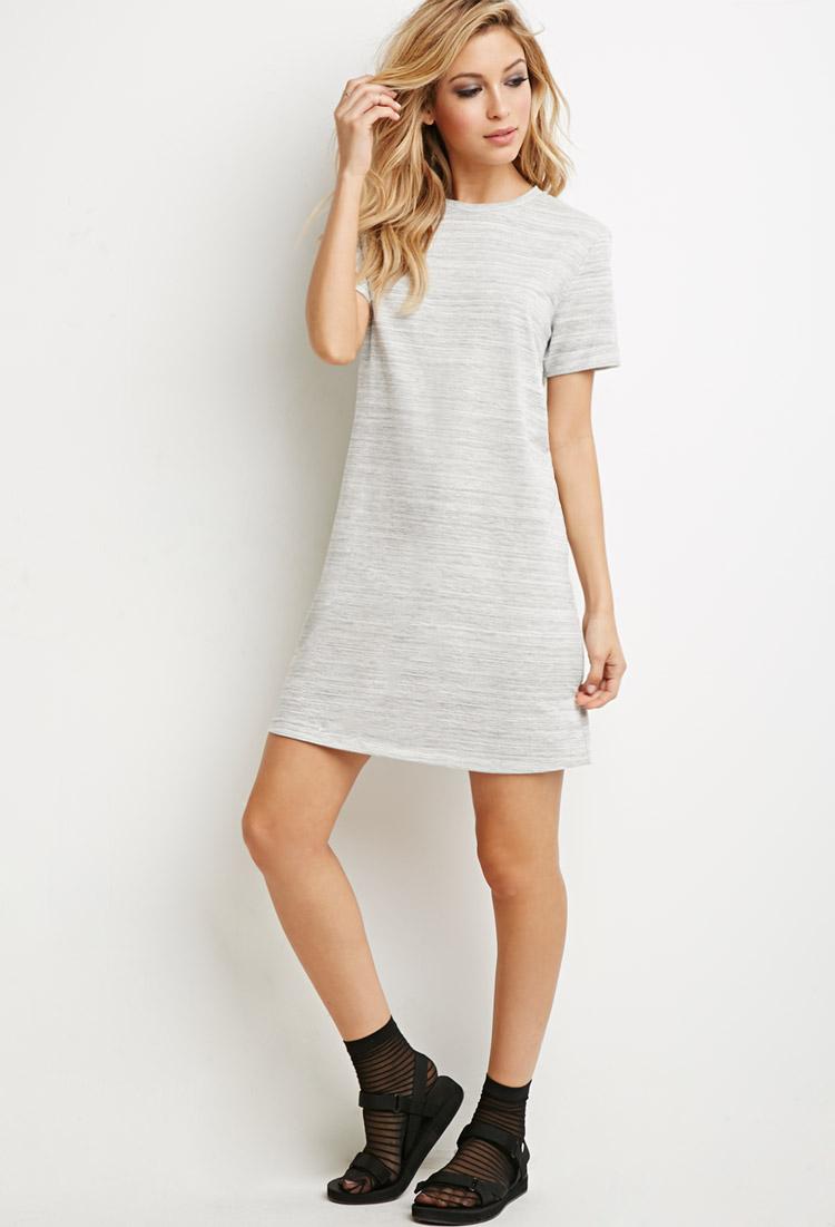 2904d67187 Knit T Shirt Dress - BCD Tofu House