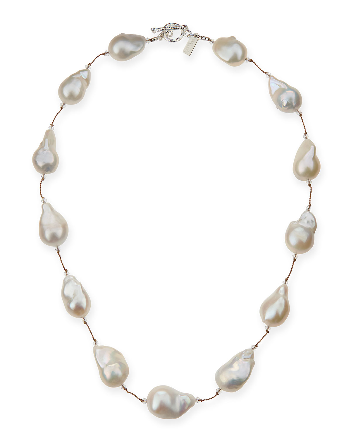 the pearls of the baroque Baroque pearls usually rank third in value behind symmetrical and spherical pearls the attractive characteristics of the baroque or semi-baroque pearls is that normally the nacre is thick and the luster is deep and rich which is mostly aaa or aa+ rated.