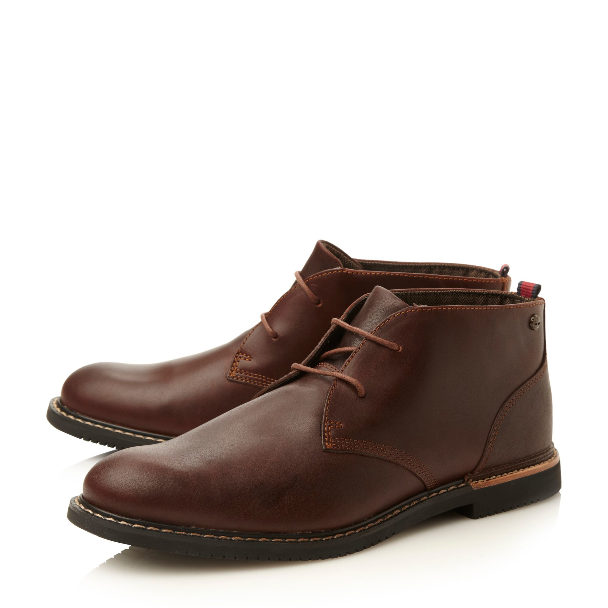 Timberland 5513a Smart 2 Eye Chukka Boot in Brown for Men ...