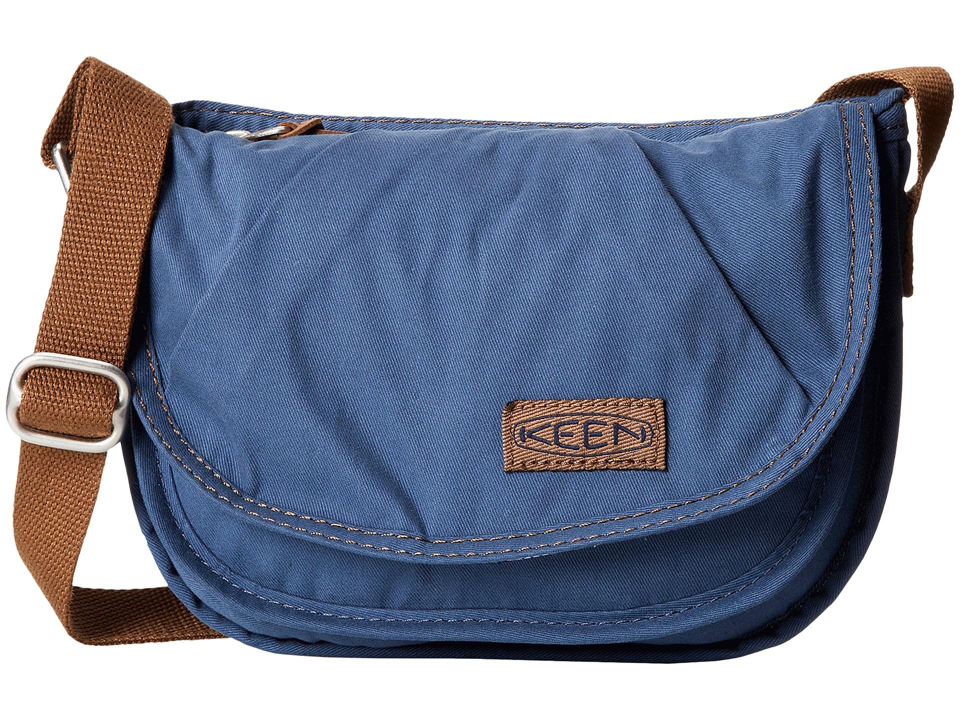 2ca04df322 Keen Montclair Mini Bag Brushed Twill in Blue - Lyst