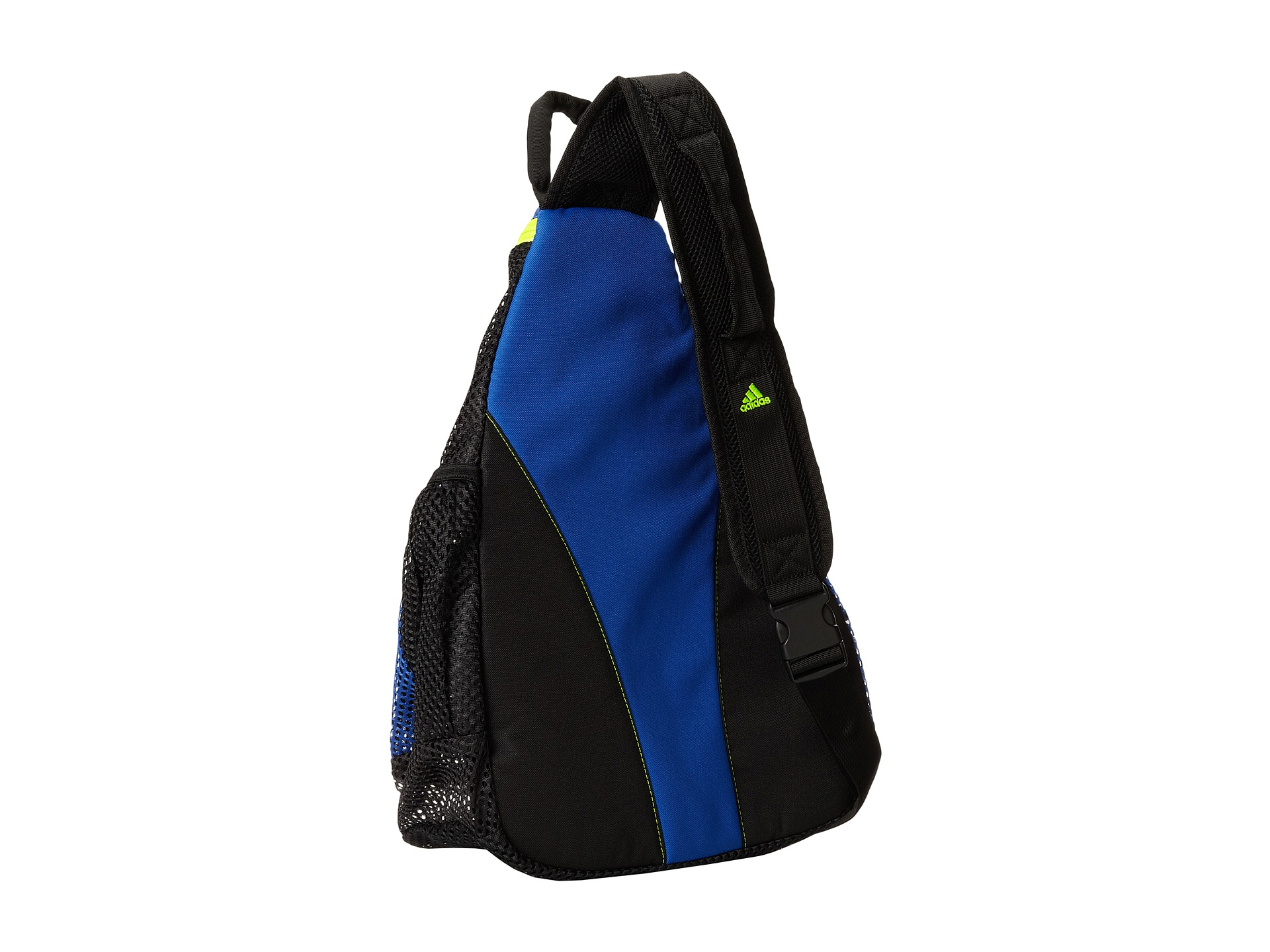 722f8bf16258 Adidas Blue Sling Backpack- Fenix Toulouse Handball
