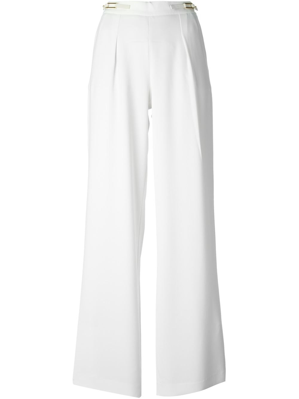 Find white high waisted wide leg pants at ShopStyle. Shop the latest collection of white high waisted wide leg pants from the most popular stores -.