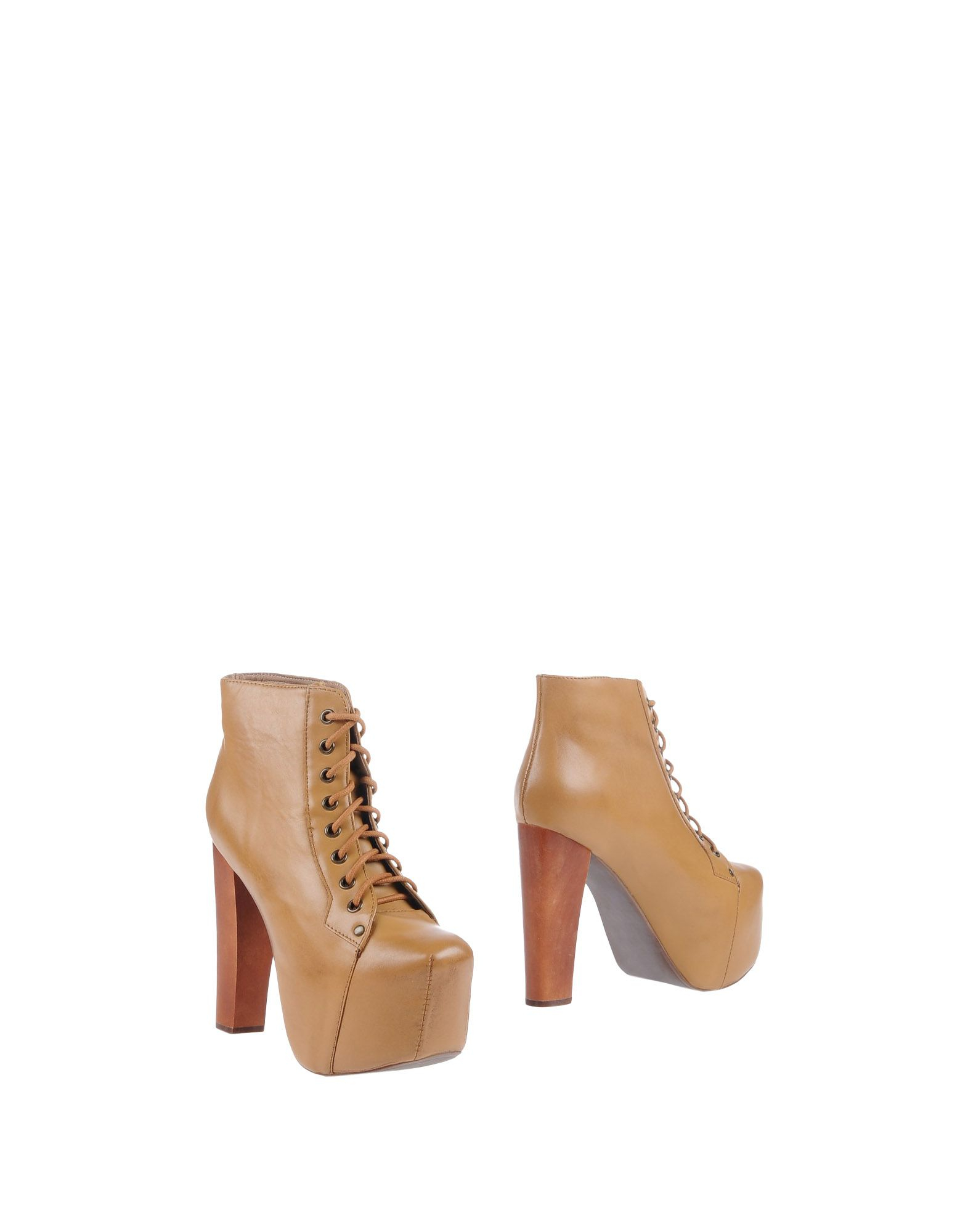 jeffrey cbell ankle boots in brown save 31 lyst