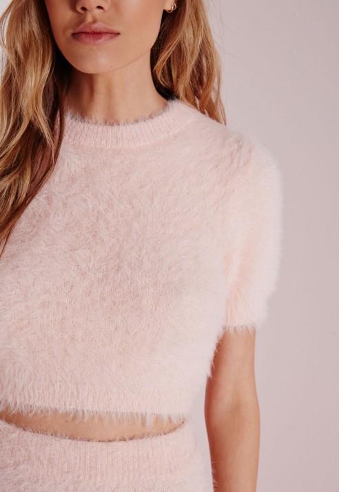 Light Pink Sweaters