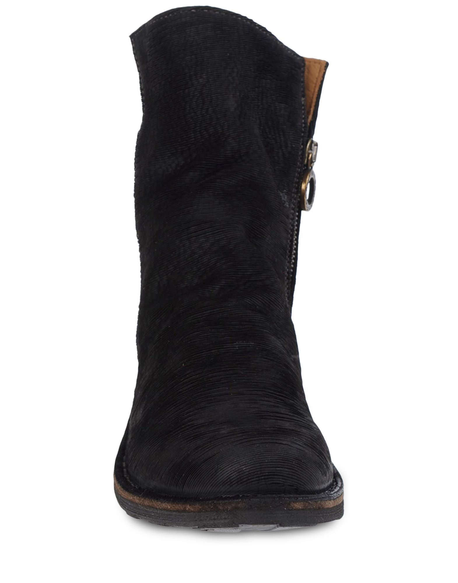 fiorentini baker leather ankle boots in brown lyst. Black Bedroom Furniture Sets. Home Design Ideas