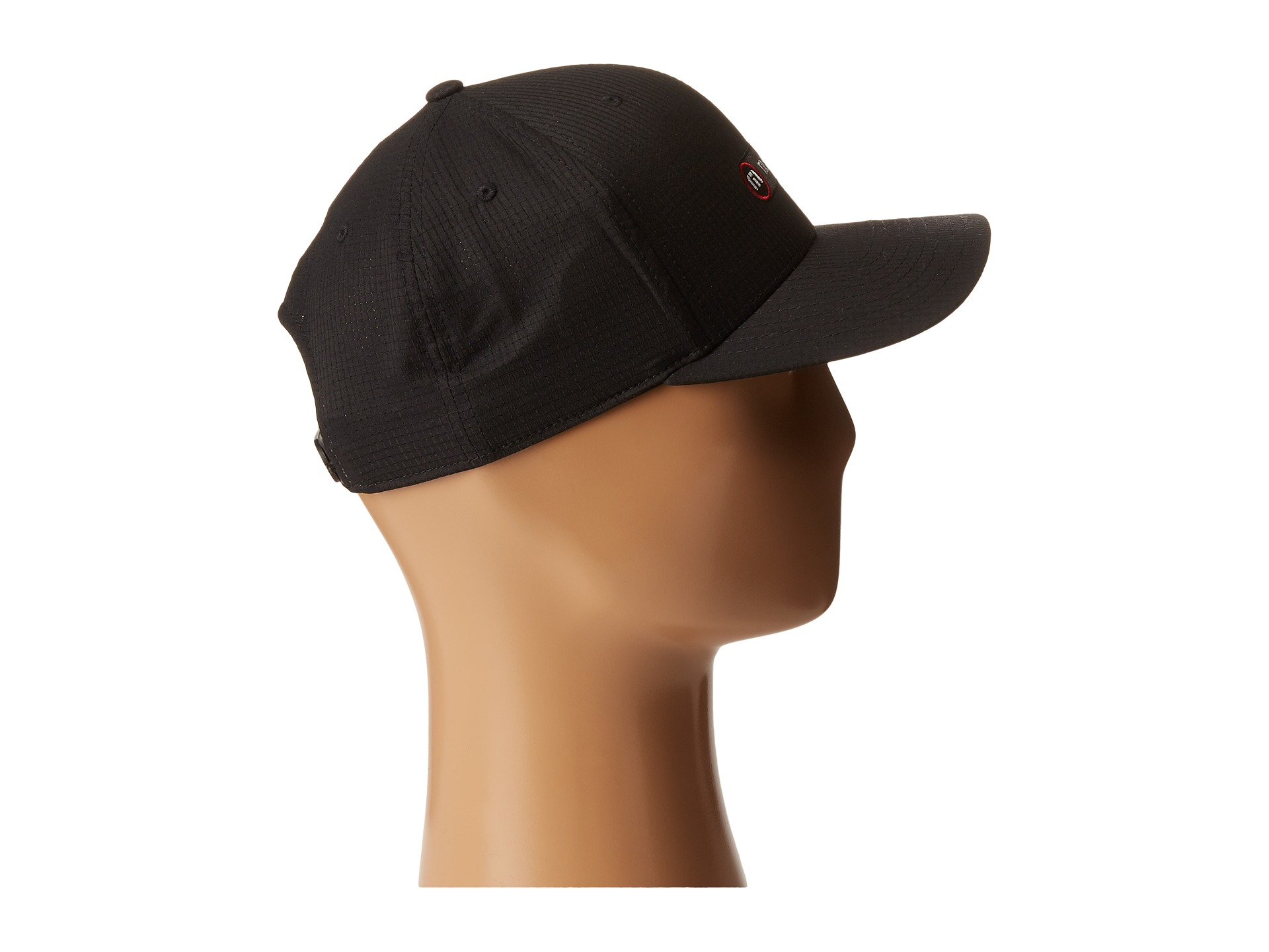 size 40 750c6 c2ba2 ... shop lyst travis mathew red bungalow 7 hat in black for men 927b1 7e682  ...