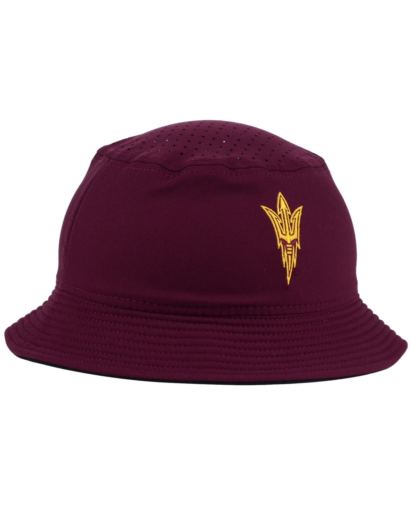 a9eb995c ... where can i buy lyst nike arizona state sun devils vapor bucket hat in  purple for