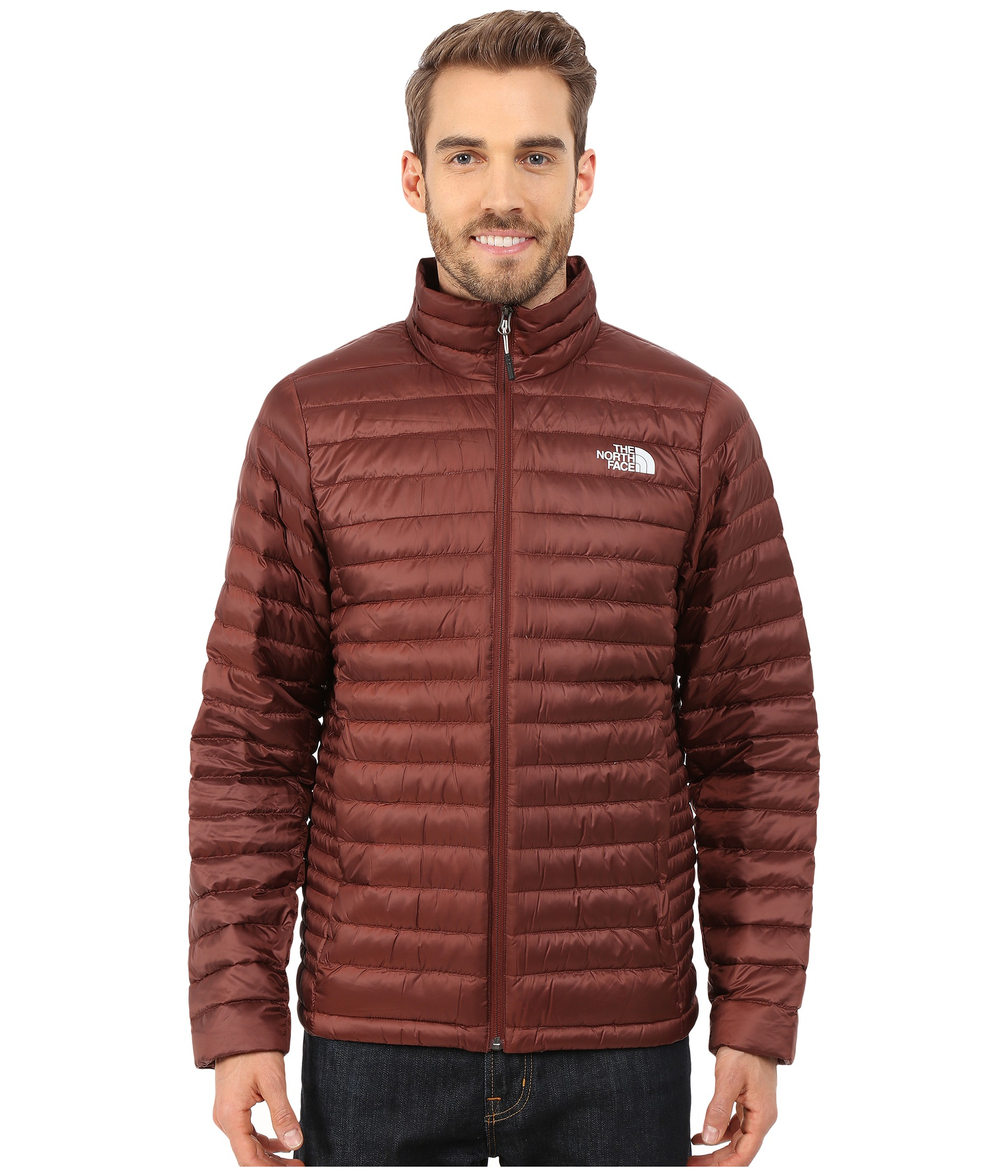 071f2ed55a56 ... The north face Tonnerro Jacket in Red Lyst ...