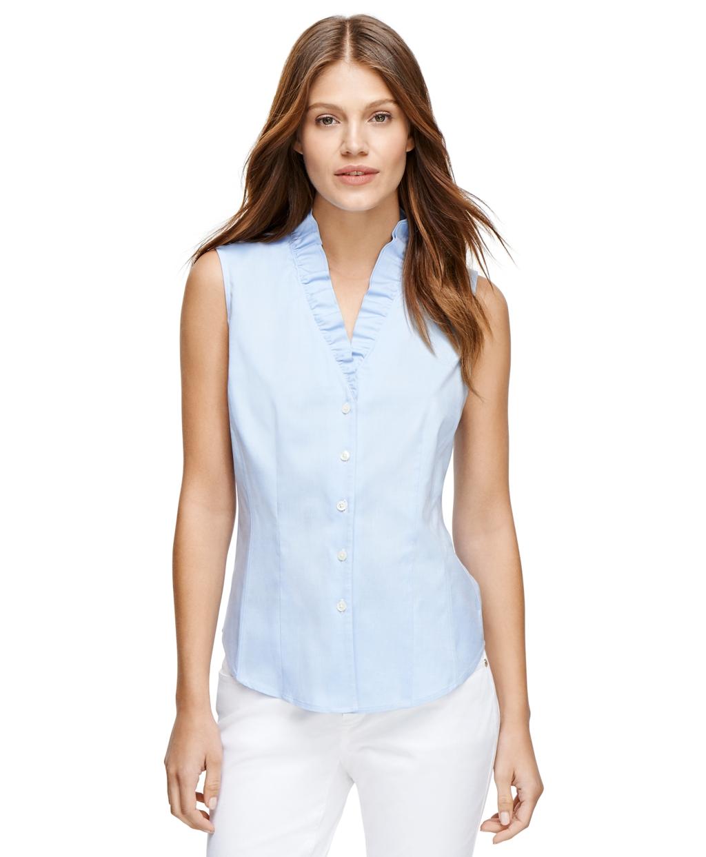 Foxcroft Womens Shirts