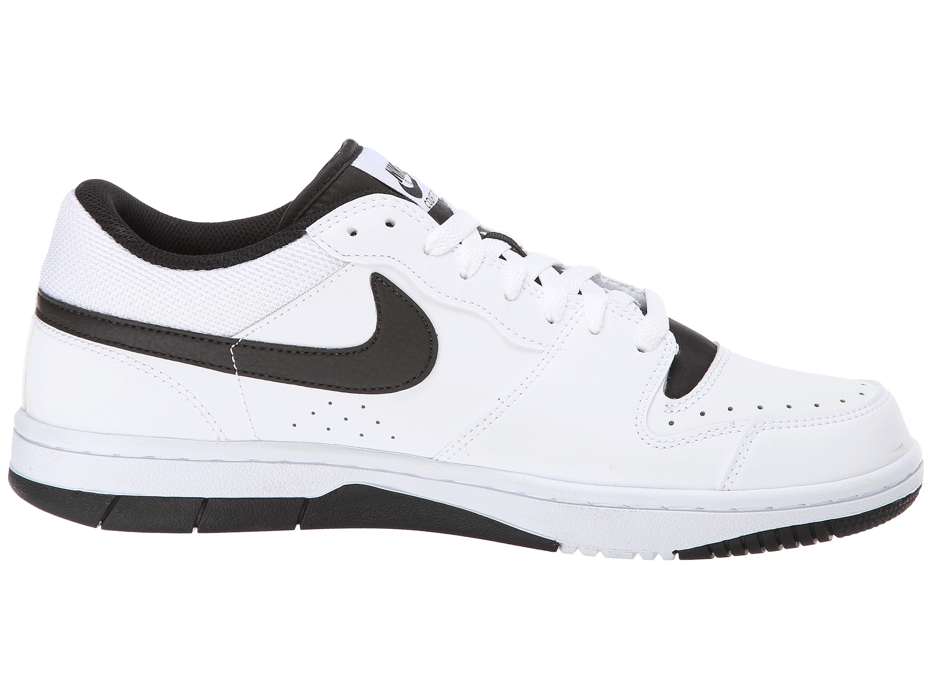 b79c6e9f1a70 Lyst - Nike Court Force Low in White