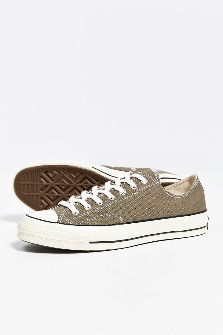 ffb35ad54f5 Lyst - Converse Chuck Taylor All Star 70S Low-Top Sneaker in Green ...