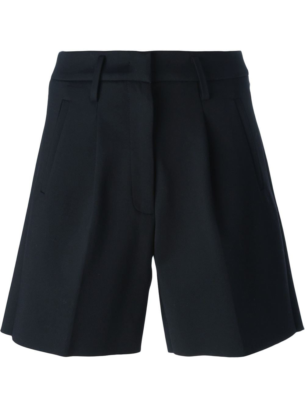 Discover smart & tailored shorts with ASOS. From black city shorts, to tie waist tailored shorts in leather and lace with ASOS.