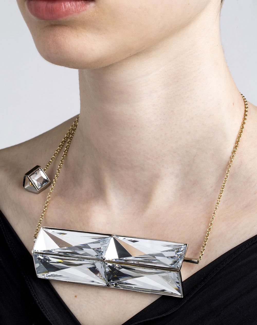 Lanvin Necklace in Metallic