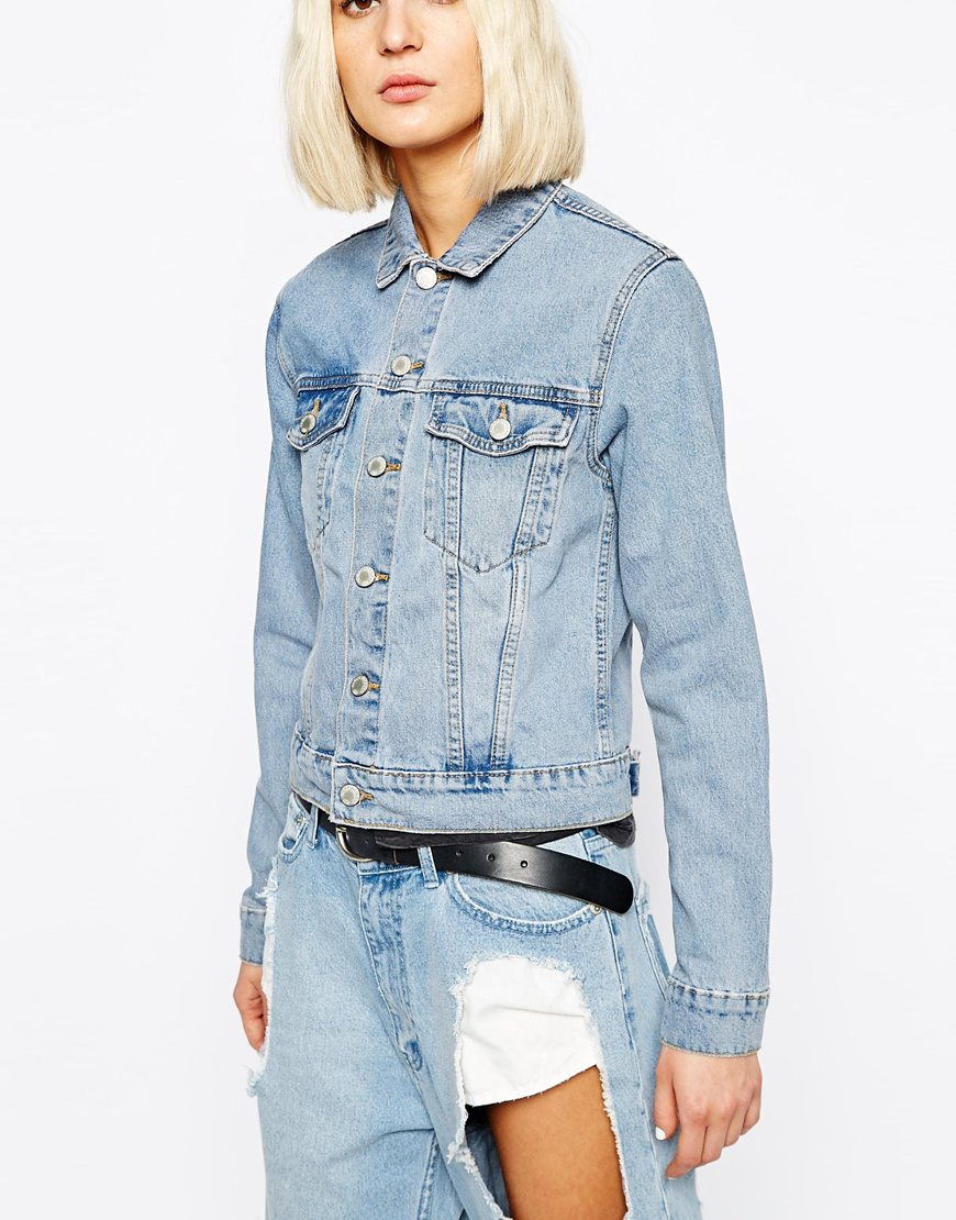 Buy low price, high quality denim jackets with worldwide shipping on lemkecollier.ga