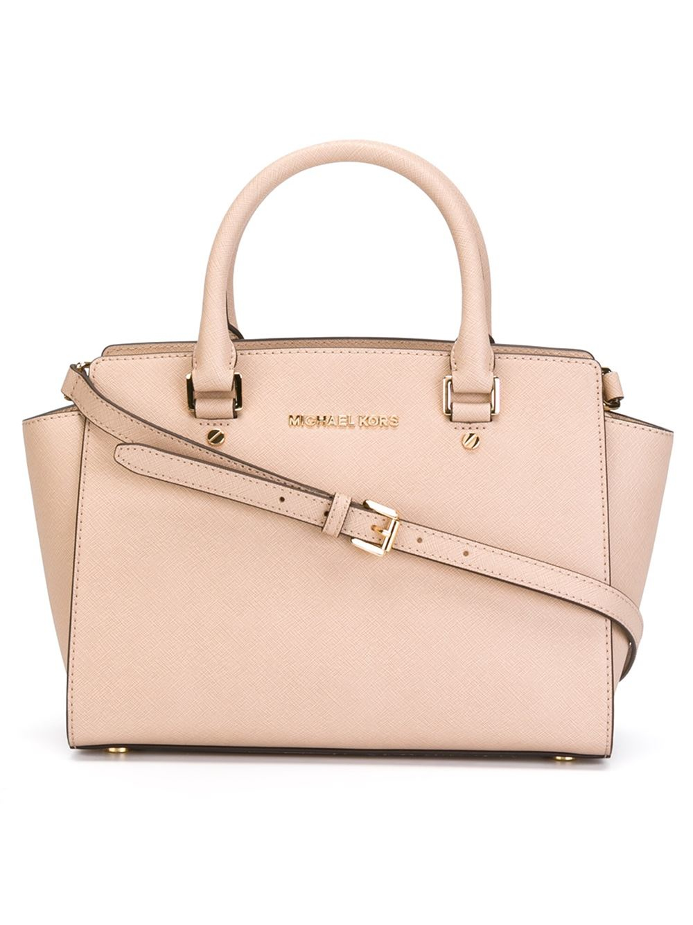 efb40c796a99 ... satchel navy fffa6 15484 norway michael michael kors medium selma tote  in natural lyst cb808 126f0 ...