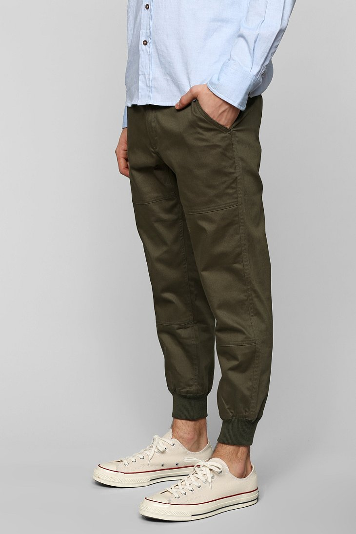 Tapered Leg Jeans For Men