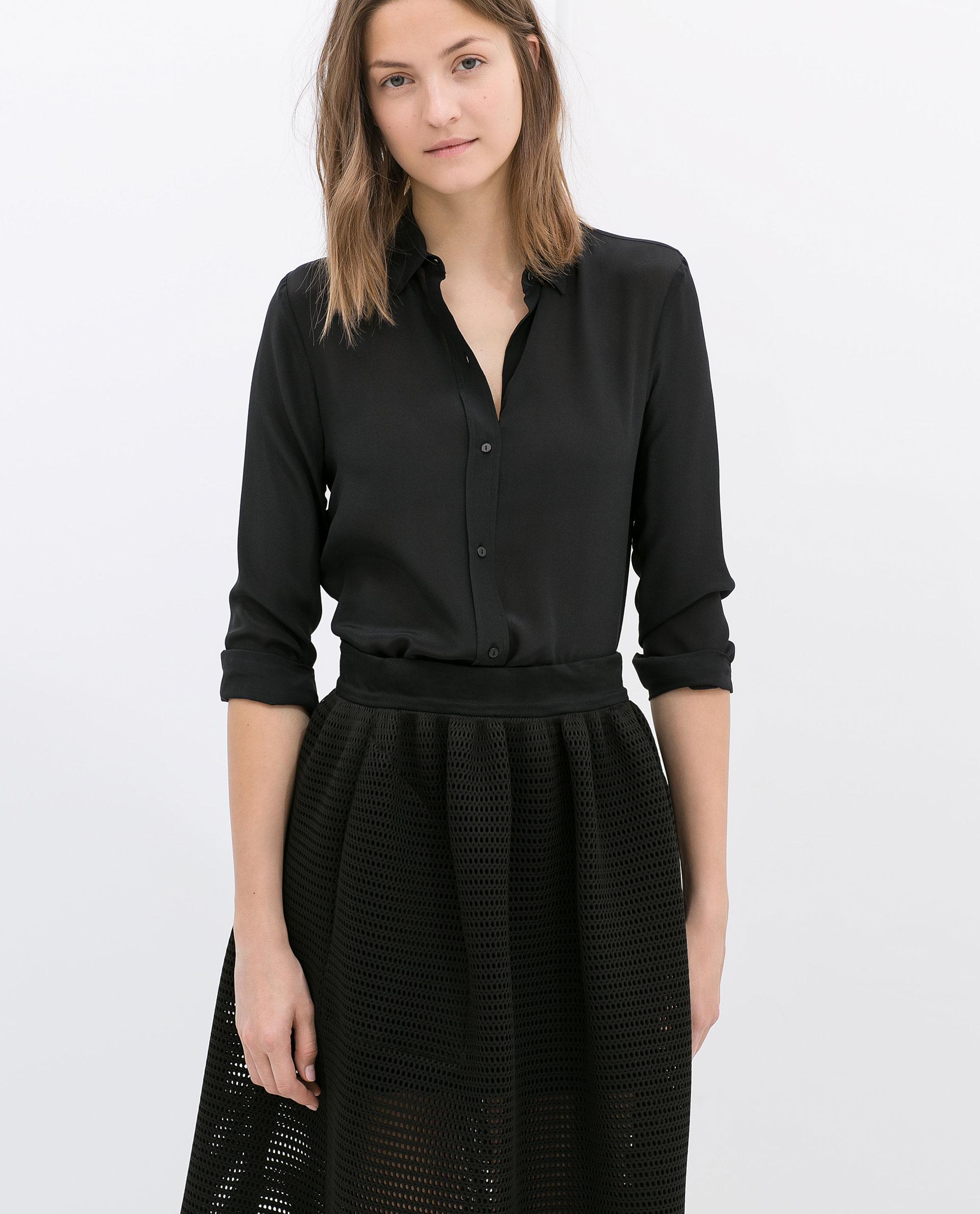 Zara Online Blouse 108