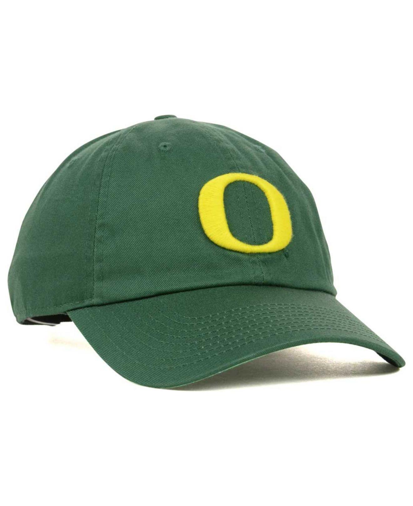e486d364950 Lyst - Nike Oregon Ducks Dri-Fit Tailback Cap in Green for Men
