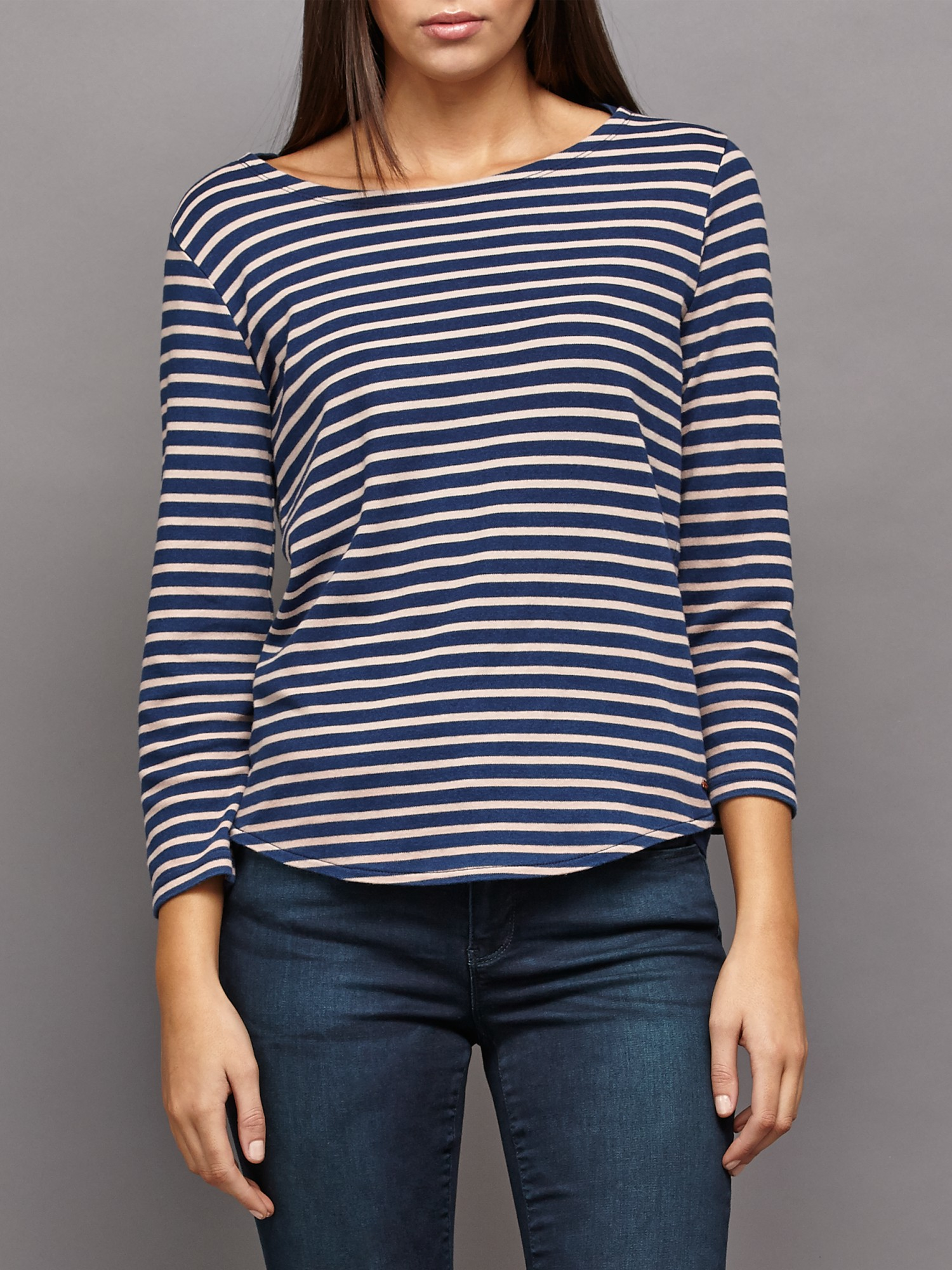 Find long sleeved breton top at ShopStyle. Shop the latest collection of long sleeved breton top from the most popular stores - all in one place.