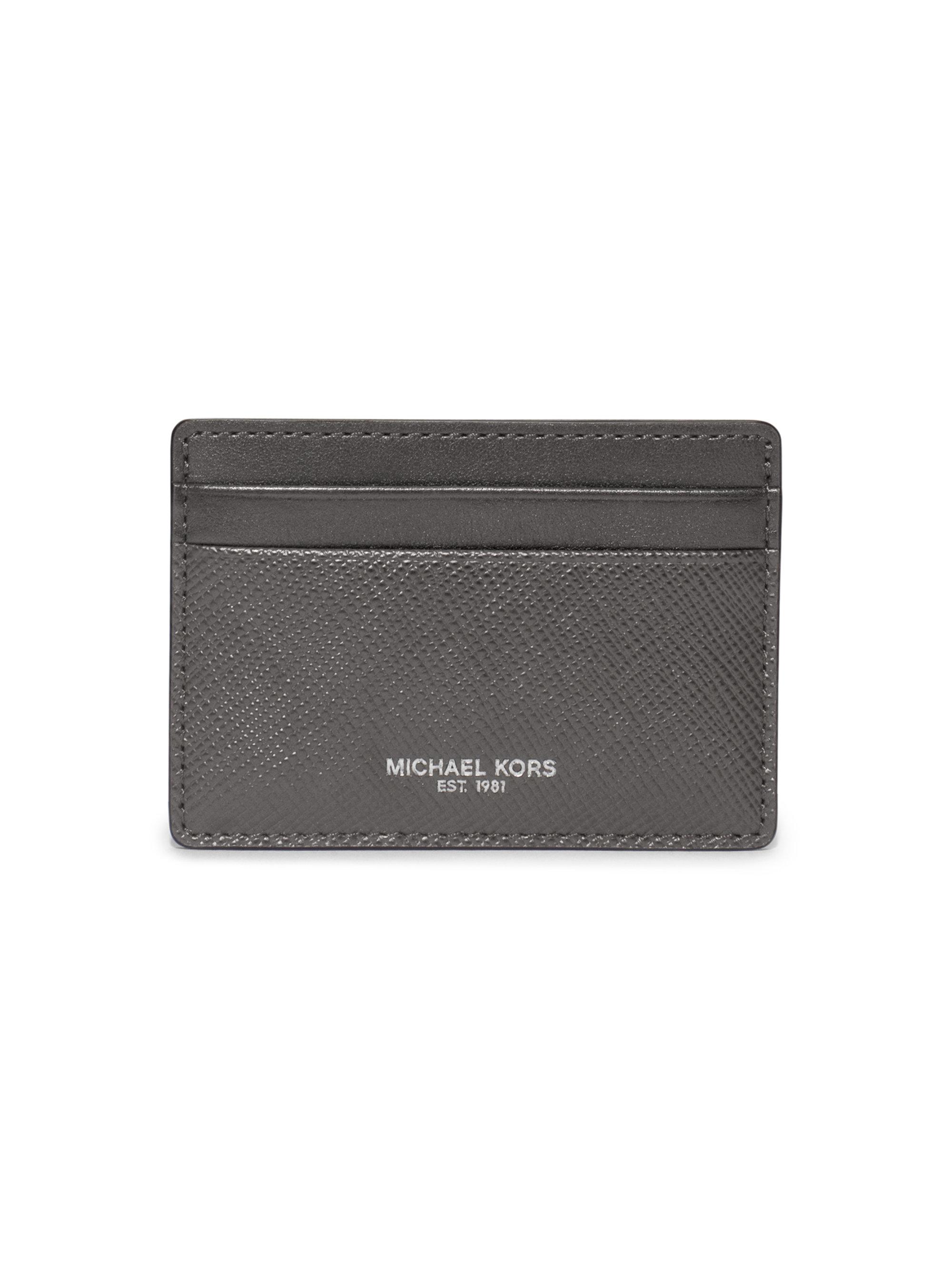 1d65f5fcedf6 michael kors mens leather card case and key fob set | Peninsula ...