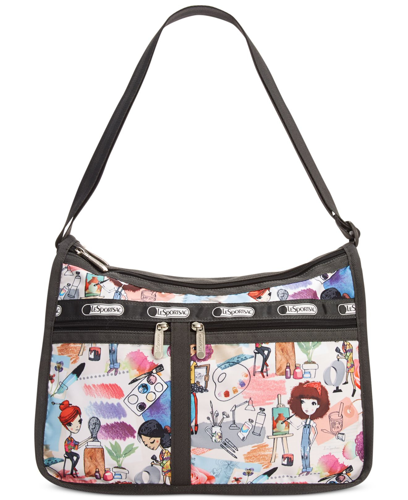 430d1a657e Lyst - LeSportsac Deluxe Everyday Bag