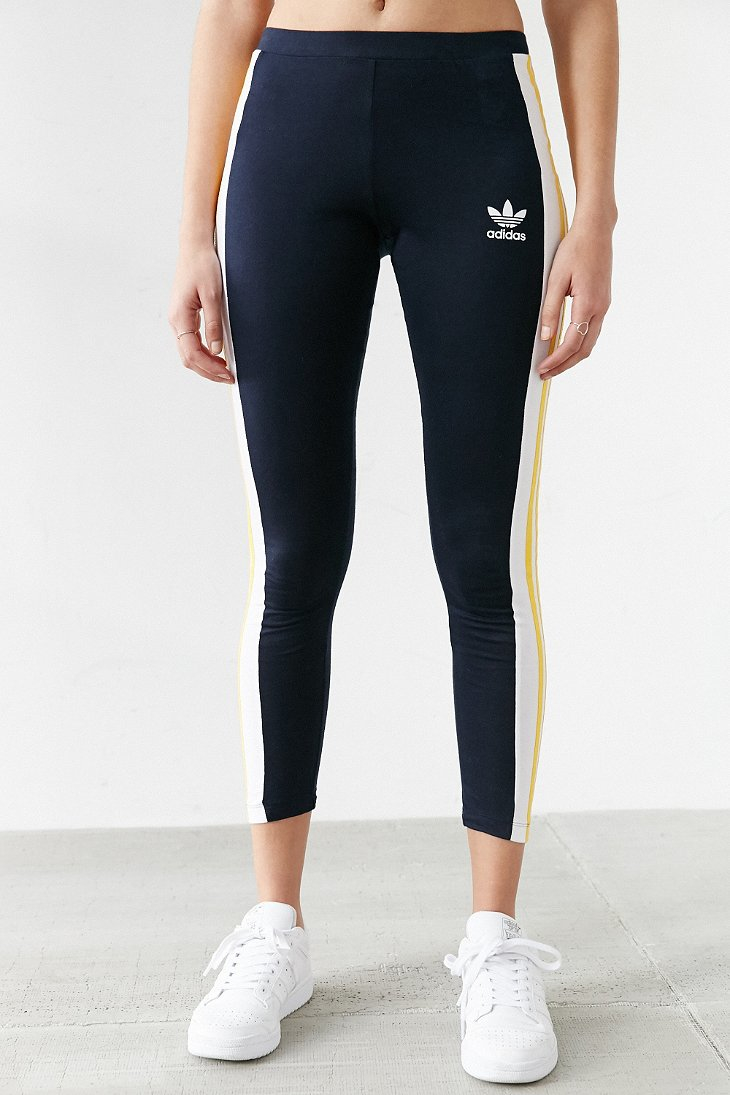 8e44e7a20a027 adidas Originals Cosmic Confession Legging in Blue - Lyst