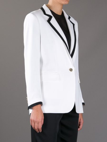 Black blazer with white trim for mens find mens black blazer with white trim for mens black blazer white trim at shopstyle. Shop the latest collection black blazer with white lapel of mens black blazer white trim from the most black blazer with white trim popular stores all in one.