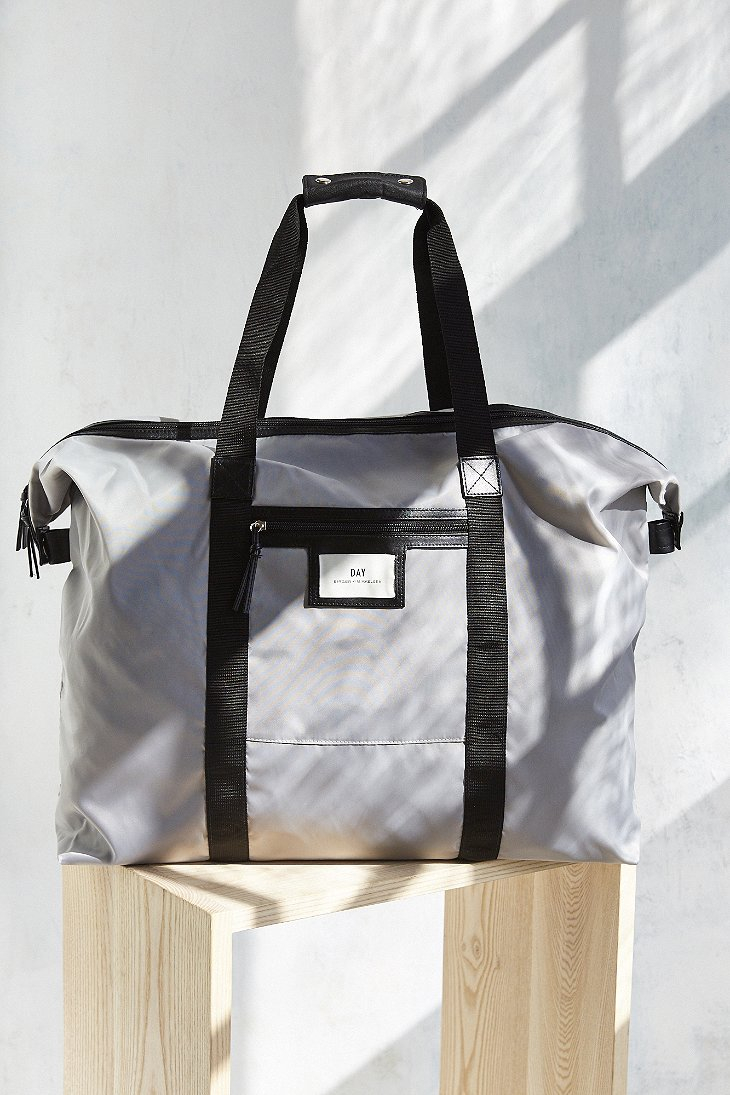 Day birger et mikkelsen Gweneth Weekend Bag in Gray | Lyst