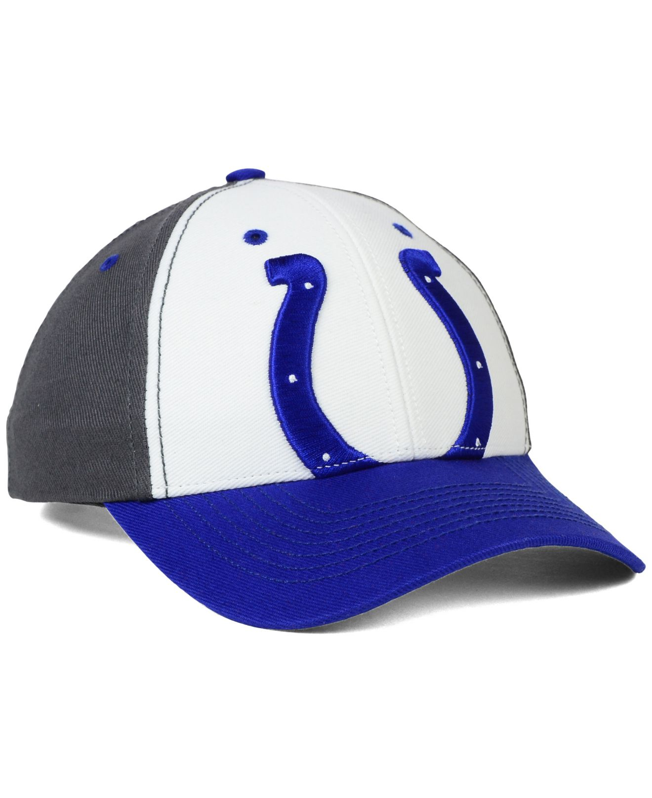 74abe0b9337 Lyst - 47 Brand Kids  Indianapolis Colts Lil Show Mvp Cap in Blue ...